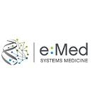 Das Logo von e:Med.