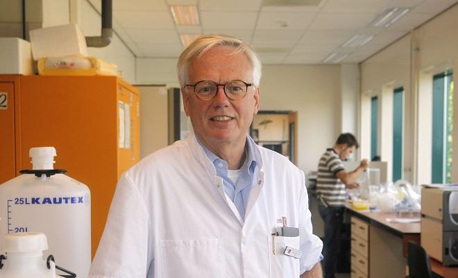 Portrait des Mediziniprofessors Peter Jansen