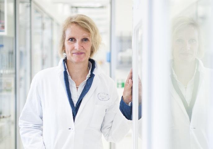 Portrait der Systembiologin Ursula Klingm�ller